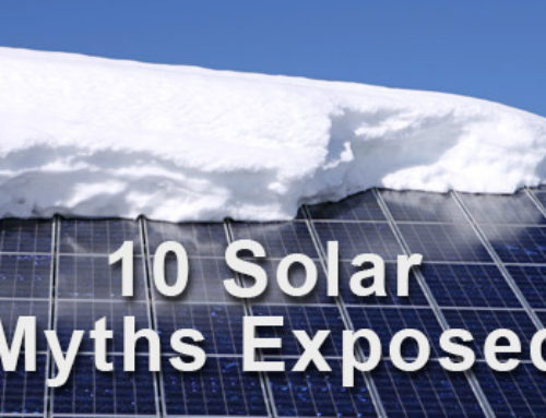 10 Solar Myths Exposed