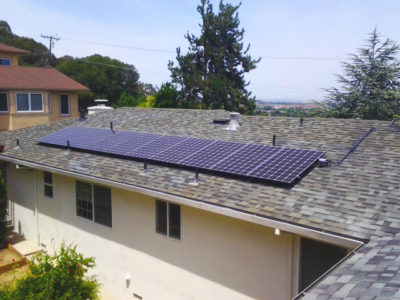 Belmont Solar Power