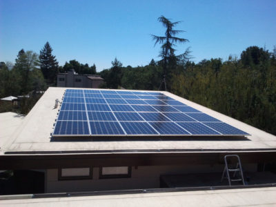 Los Altos Hills Solar Power
