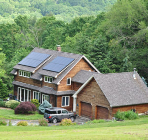 Residential Solar Roofing